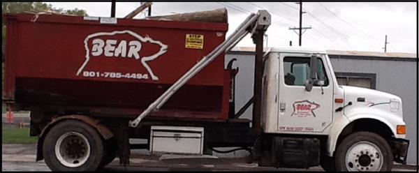 15 yard dumpster bin rental